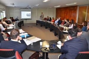 SEEJ participa da reunião preparatória do MINEPS
