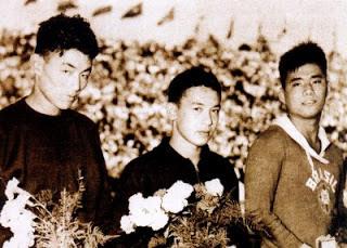 podium_helsinki_1952