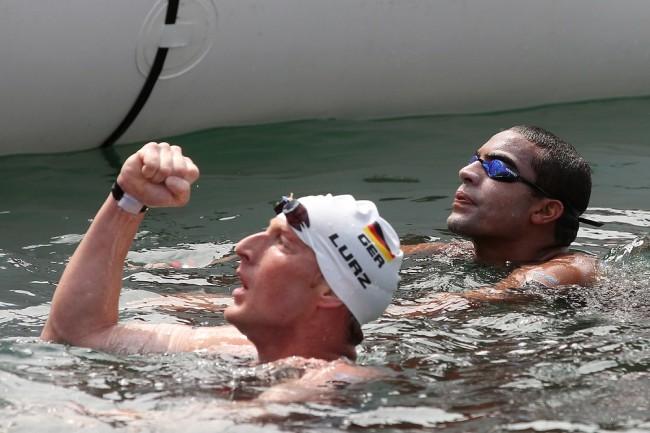 FINA MUNDIAL BARCELONA/Maratonas Aquaticas