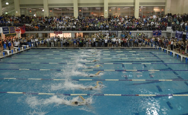 Washington Metropolitan Swimming & Diving Championships